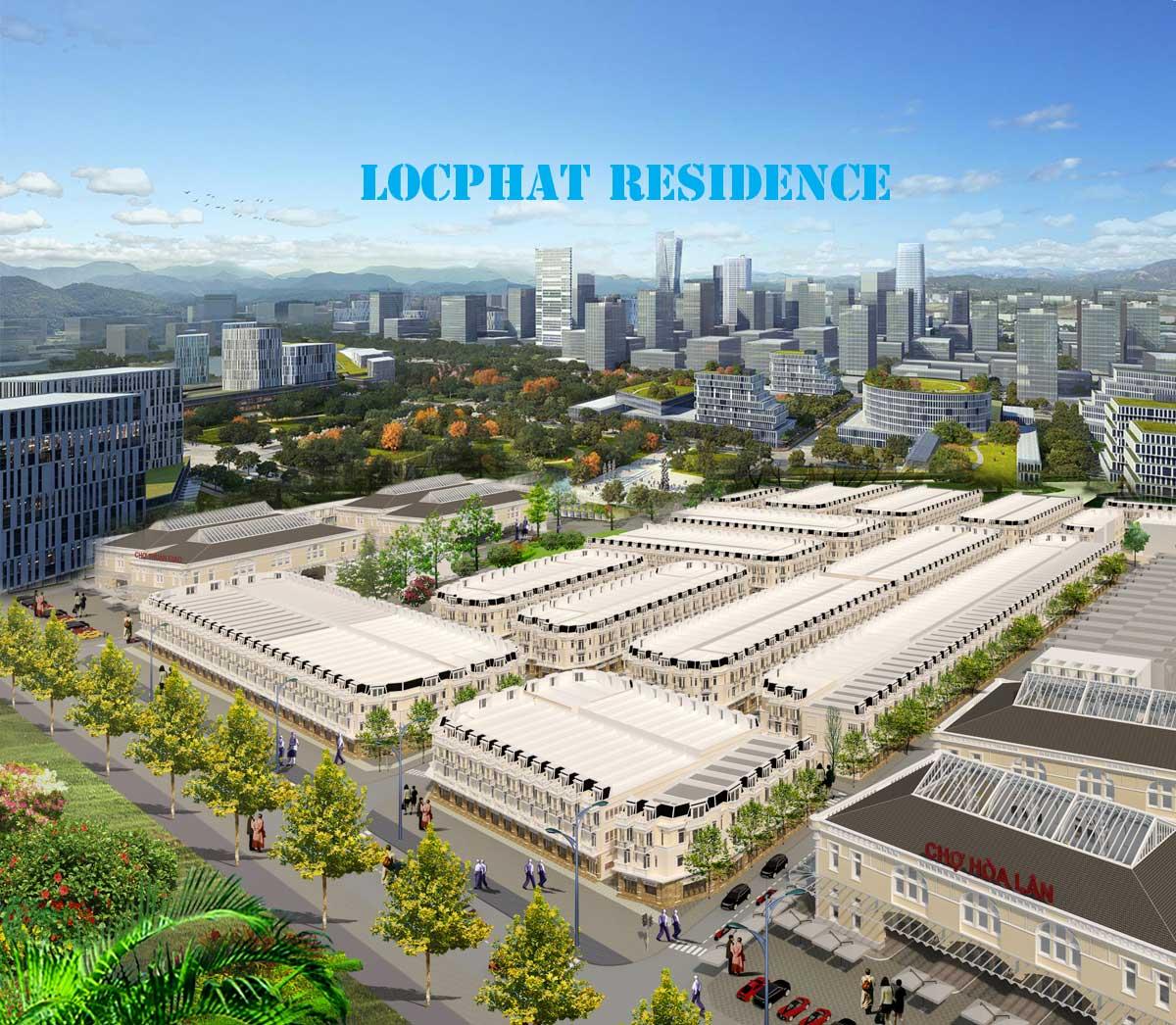 Dự án Lộc Phát Residence