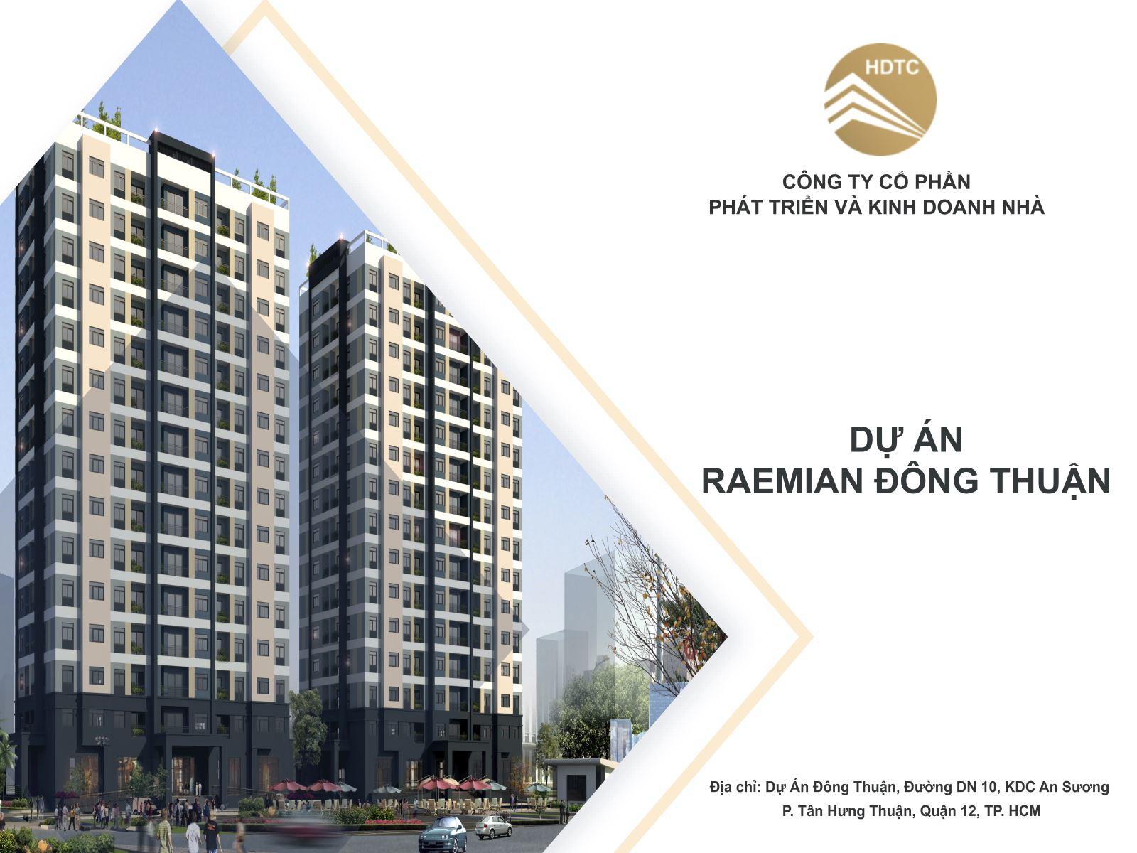 Chủ đầu tư dự án căn hộ Raemian Galaxy City Quận 2