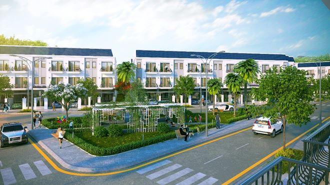 Dự án Nam Á Residence cửa ngõ liên kết khu vực