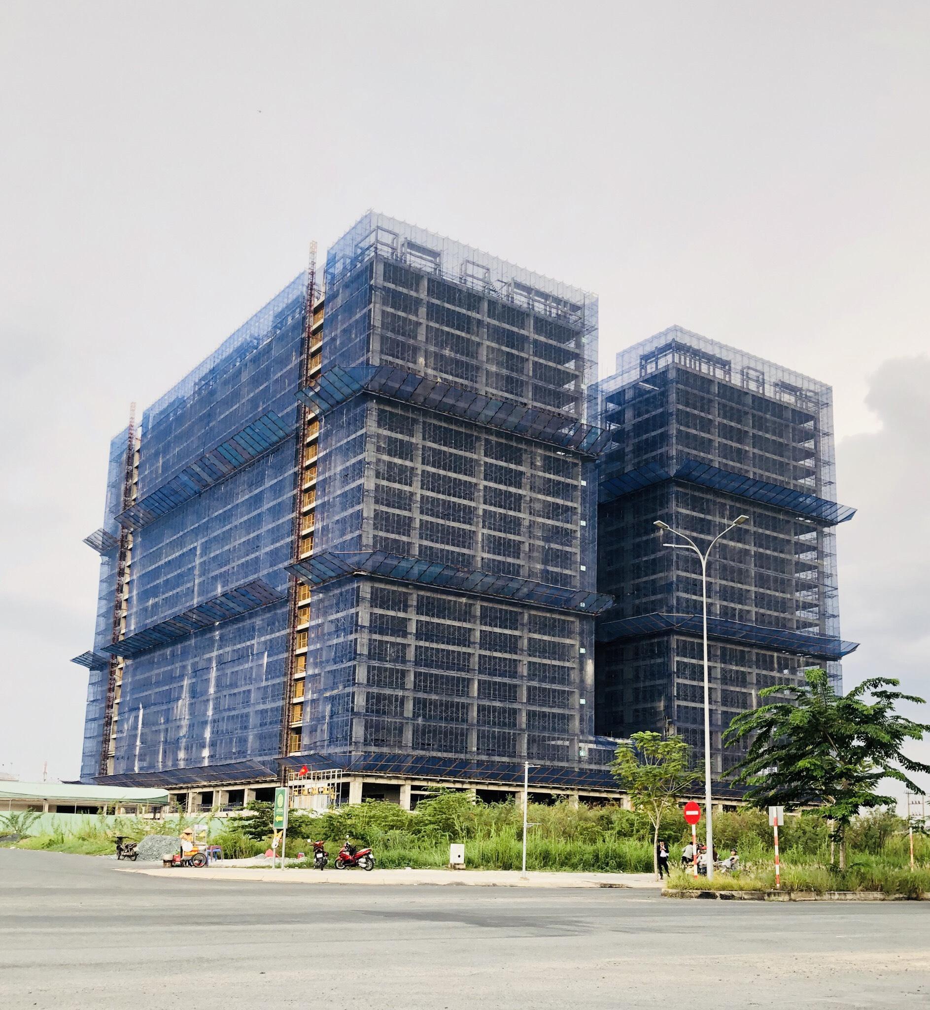 Hình ảnh thực tế căn hộ Q7 Boulevard