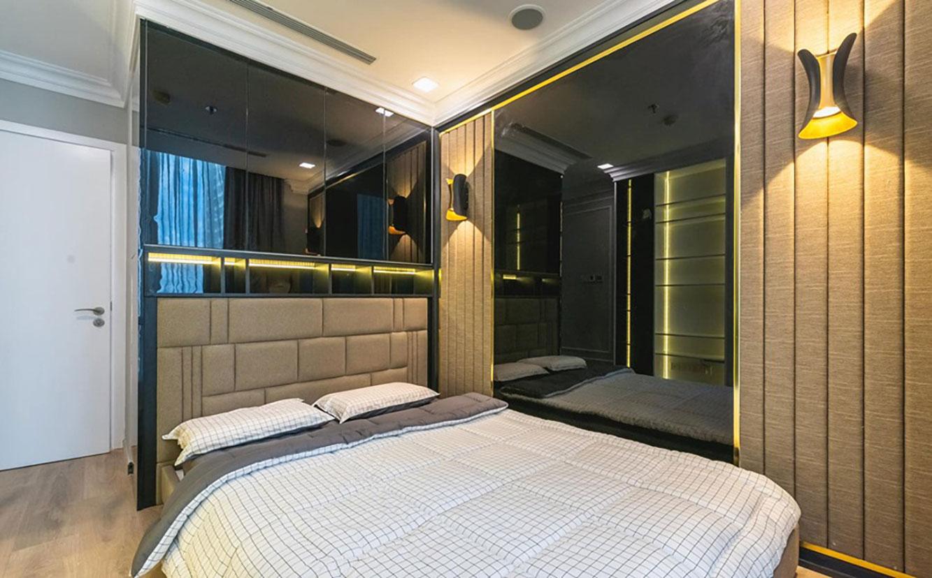 Nhà mẫu căn hộ Q7 Boulevard Hưng Thịnh