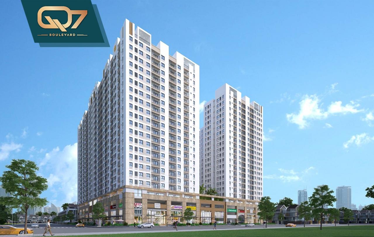 Chung cư Q7 Boulevard Hưng Thịnh