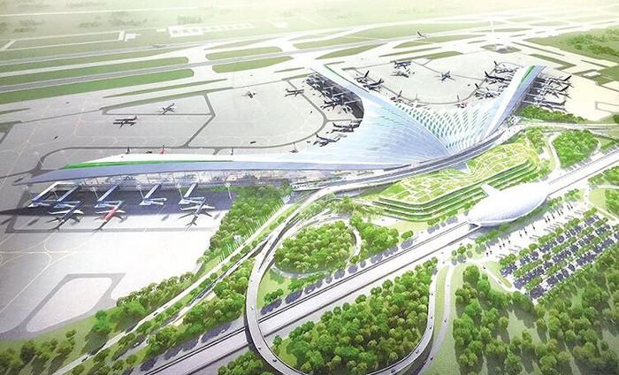 Khi nào xây dựng sân bay long thành