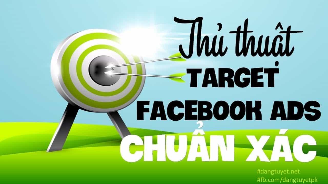 Taget đối tượng bds trong Facebook Ads